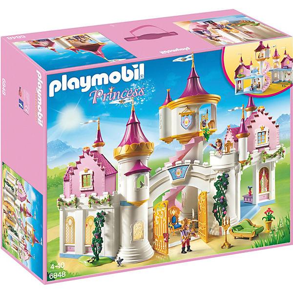 PLAYMOBIL® 6848 Prinzessinnenschloss, PLAYMOBIL Princess   myToys