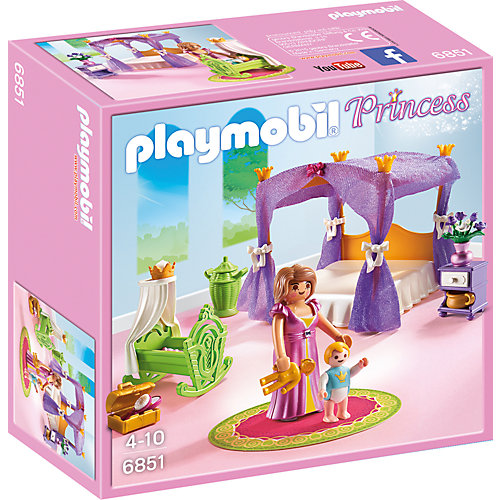 """Конструктор Playmobil """"Замок Принцессы"""" Покои Принцессы с колыбелью от PLAYMOBIL®"""