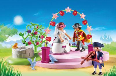 "Конструктор Playmobil ""Замок Принцессы"" Маскарадный бал"