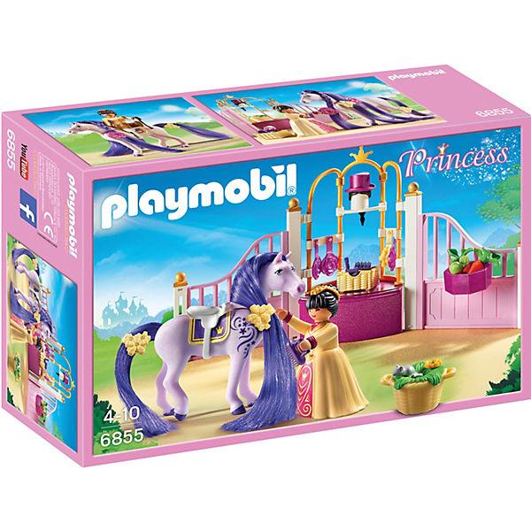 PLAYMOBIL® 6855 Königlicher Pferdestall, PLAYMOBIL Princess