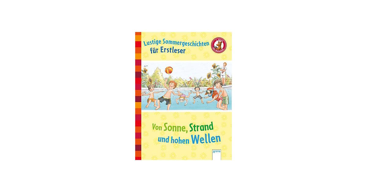 Der Bücherbär: Lustige Sommergeschichten Erstleser, Sammelband Kinder