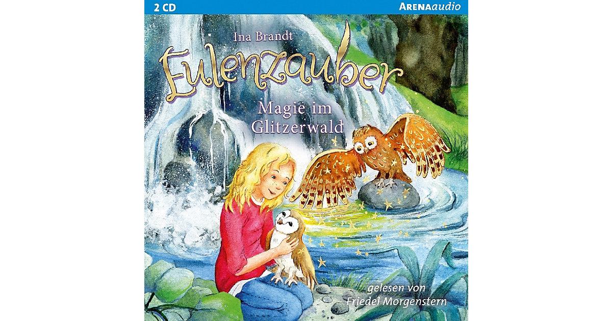 Eulenzauber: Magie im Glitzerwald, 2 Audio-CDs