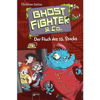 Ghostfighter & Co.: Der Fluch des 13. Stocks