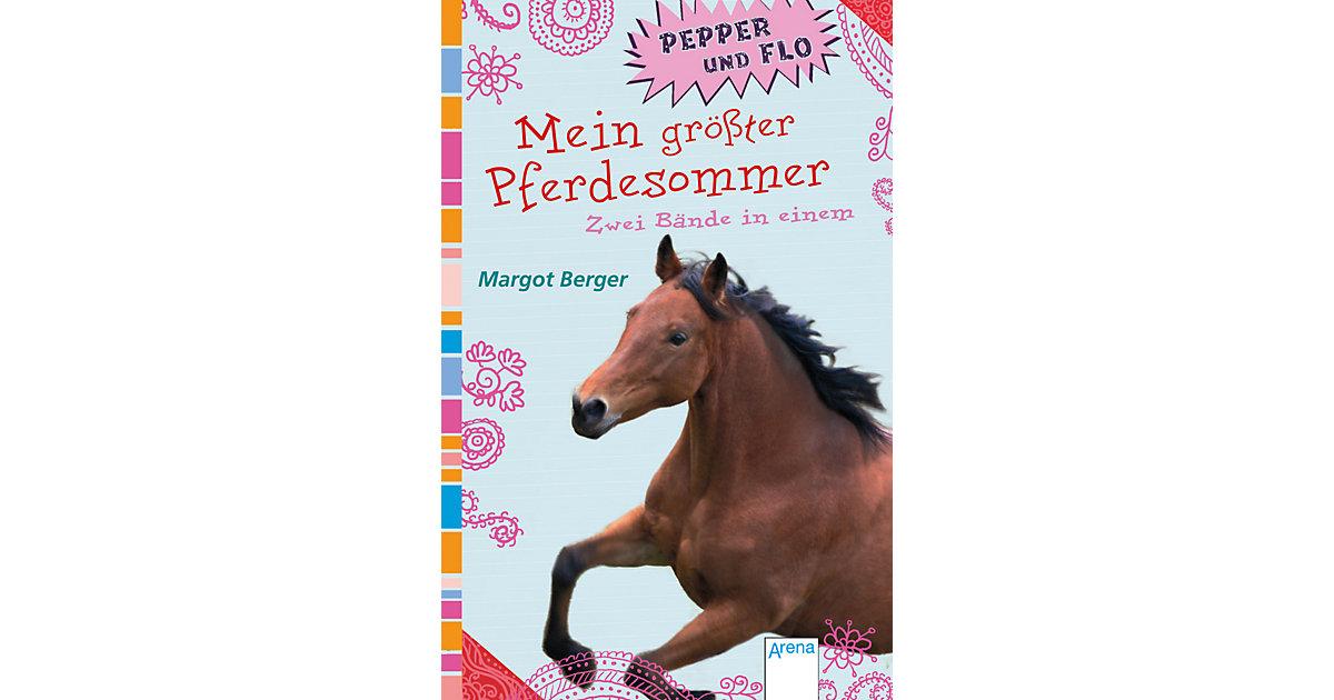 Pepper und Flo: Mein größter Pferdesommer, Samm...
