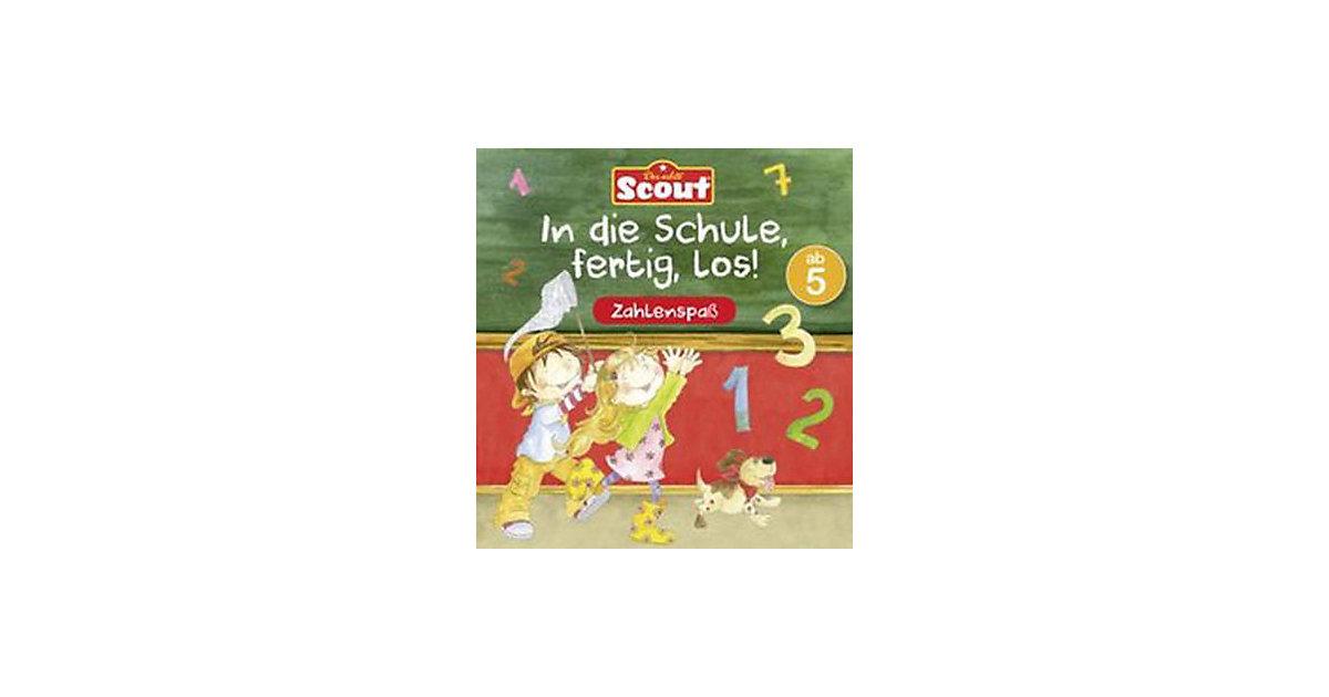 Scout: In die Schule, fertig, los! Zahlenspaß