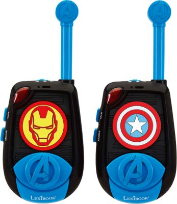 Marvel Avengers 3D Walkie-Talkies