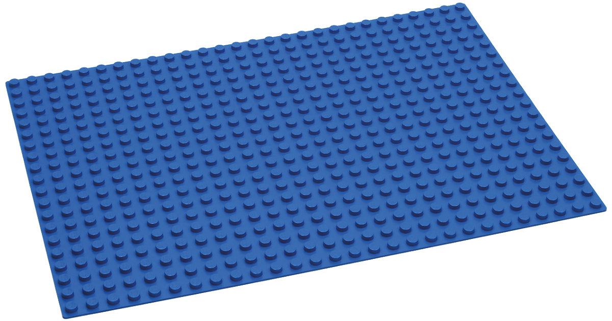 Hubelino - 560er Grundplatte, blau