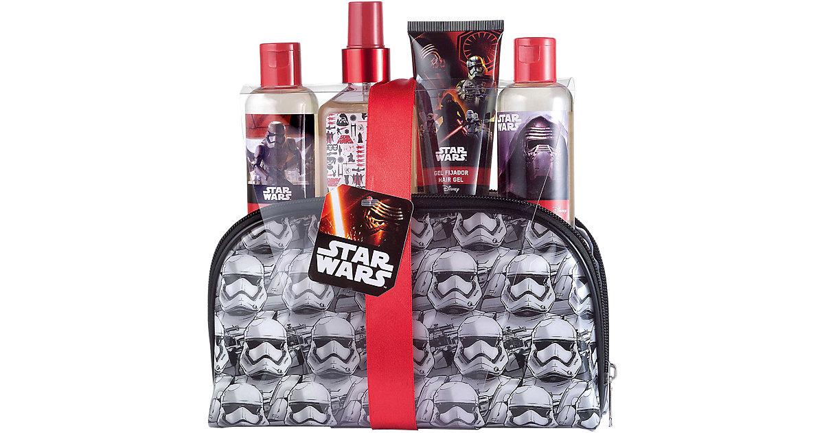 STAR WARS · Geschenk Set Star Wars inkl Duschbad, Shampoo und Haargel