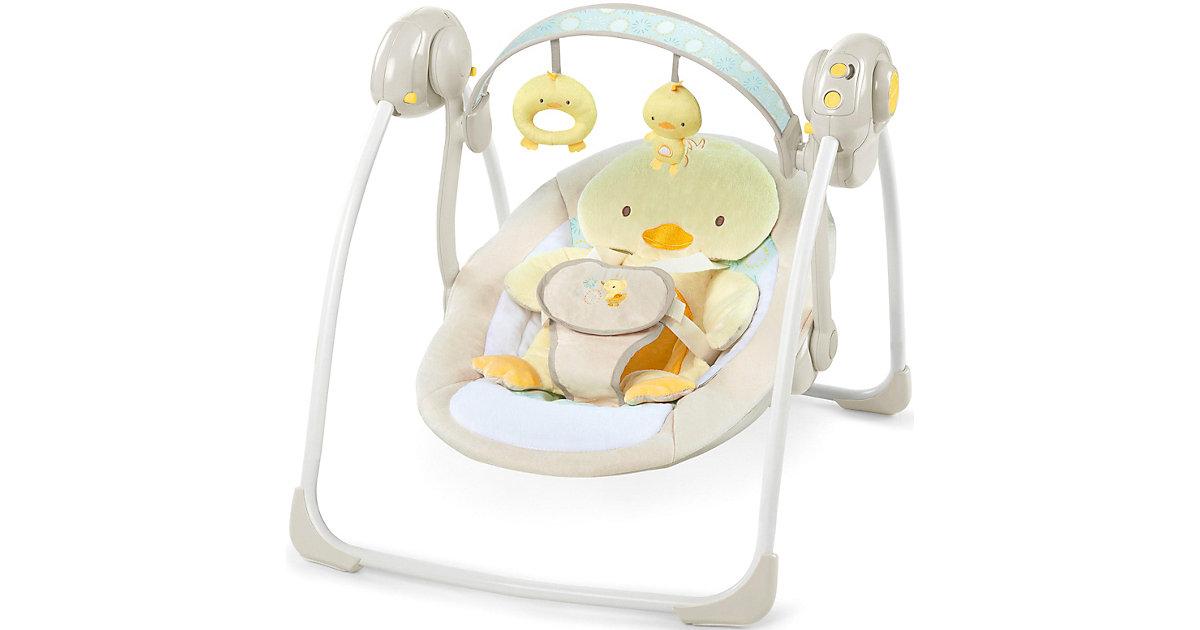 INGENUITY · Babyschaukel, Quacks & Cuddles
