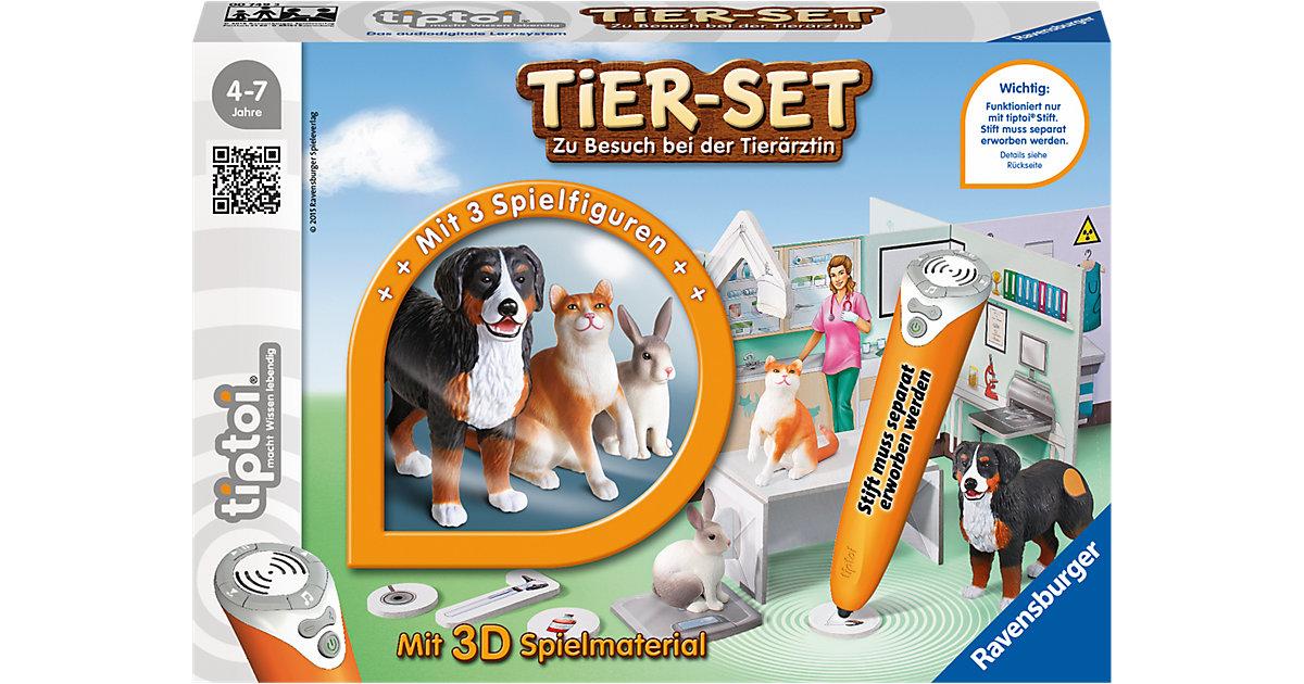 tiptoi® Tier-Set Tierarztpraxis (ohne Stift)