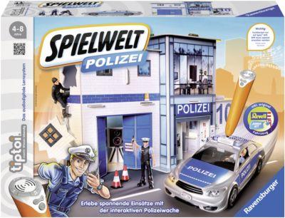 tiptoi® Spielwelt Polizei (ohne tiptoi Stift)