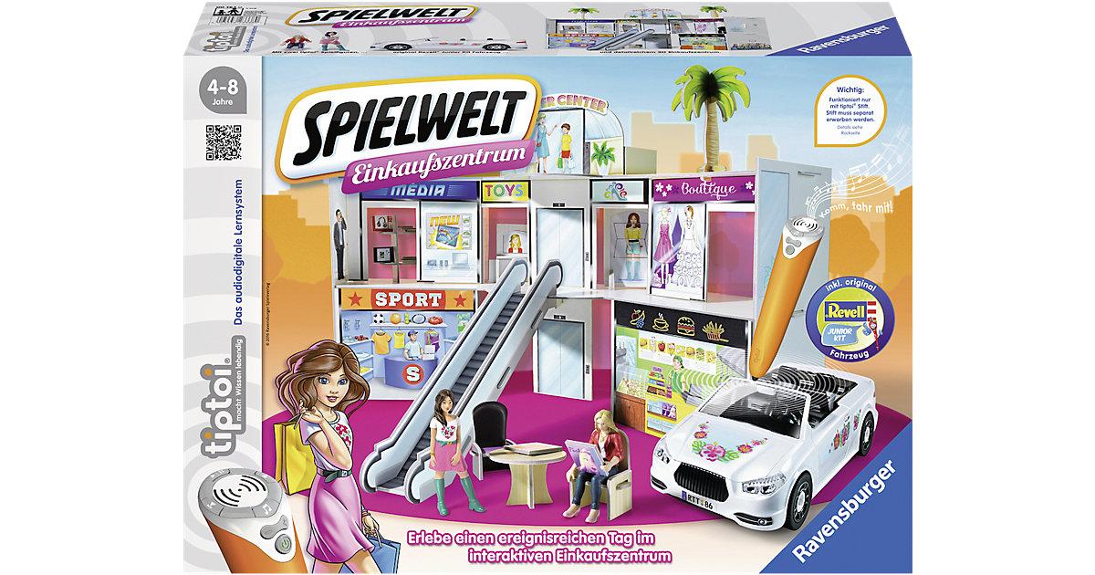 tiptoi® Spielwelt Einkaufszentrum (ohne tiptoi Stift)