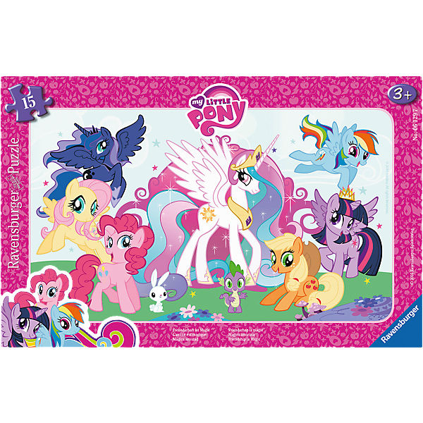 My Little Pony: Freundschaft ist Magie Puzzle 15 Teile