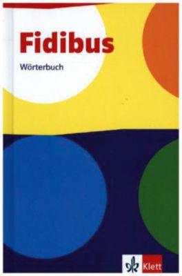 Buch - Fidibus, Wörterbuch Deutsch