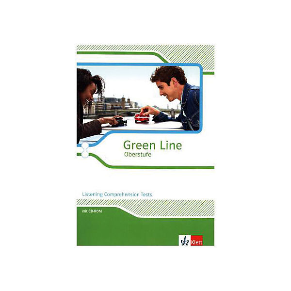 green line oberstufe ausgabe 2015 listening comprehension tests arbeitsheft mit cd extra. Black Bedroom Furniture Sets. Home Design Ideas