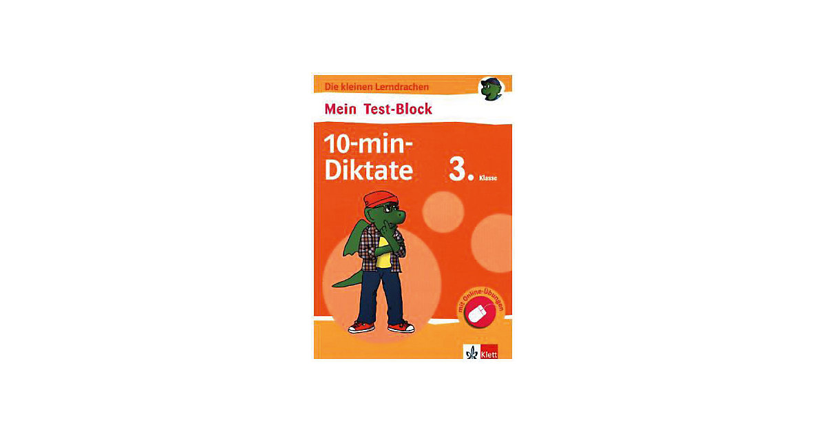 Mein Test-Block: Mein Test-Block 10-min-Diktate