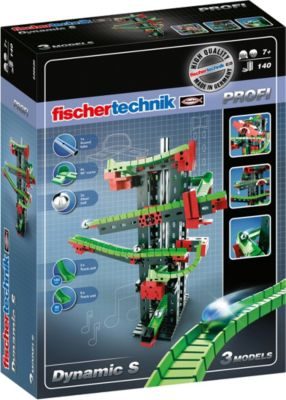 Fischertechnik PROFI Kugelbahn ´´Dynamic S´´