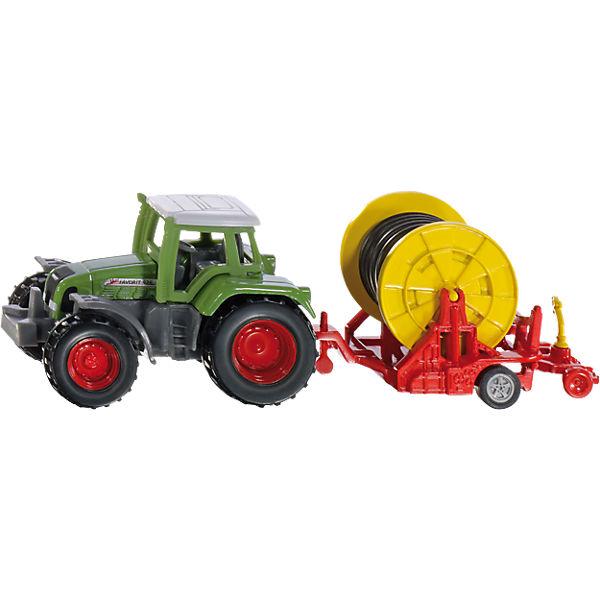 SIKU 1677 Traktor mit Bewässerungshaspel, SIKU