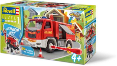 Revell Junior Kit - Feuerwehr Truck