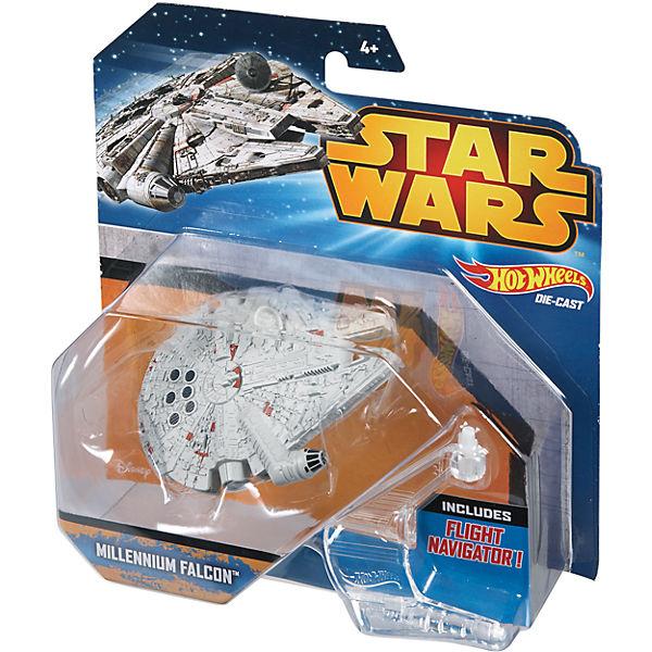 """Звездный корабль Hot Wheels """"Star Wars"""" Тысячелетний сокол"""