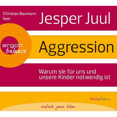 Aggression, 4 Audio-CDs