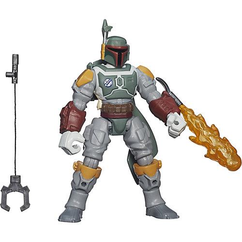 Фигурка Боба Фетт делюкс, Звездные войны от Hasbro