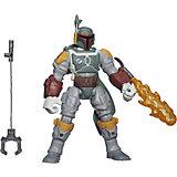 Игровой набор Star Wars Hero Mashers Боба Фетт, 15 см