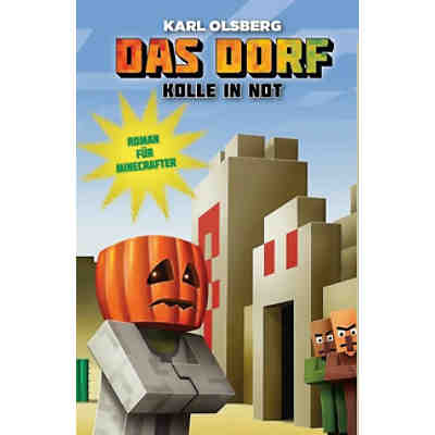 Minecraft: Das Dorf - Kolle in Not, Band 2