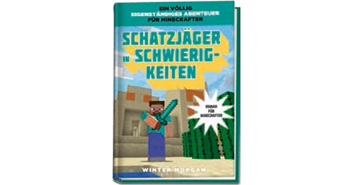 Minecraft: Schatzjäger in Schwierigkeiten, Band 4
