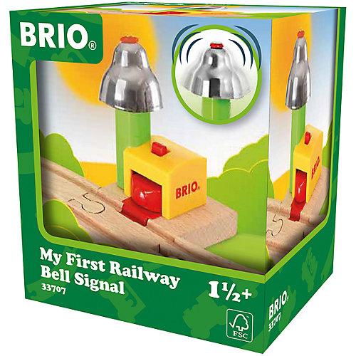 Мой первый сигнальный колокольчик BRIO от BRIO