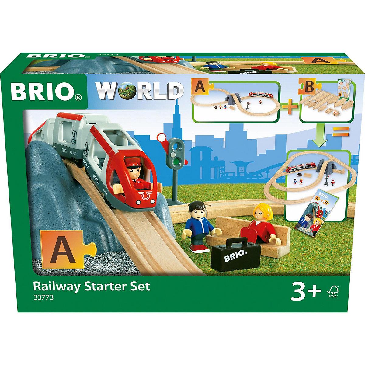 Eisenbahn Starter Set : eisenbahn starter set a brio mytoys ~ A.2002-acura-tl-radio.info Haus und Dekorationen
