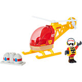 """Игровой набор Brio """"Спасательный вертолёт"""""""