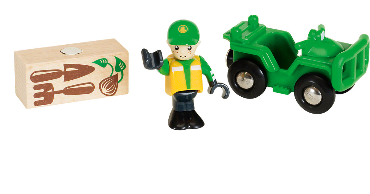 Waldarbeiter-Quad