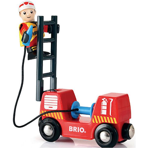 Bahn Feuerwehr Set, BRIO 2YREup