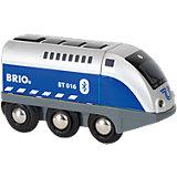 Паровозик Brio, управляемый с мобильного приложения