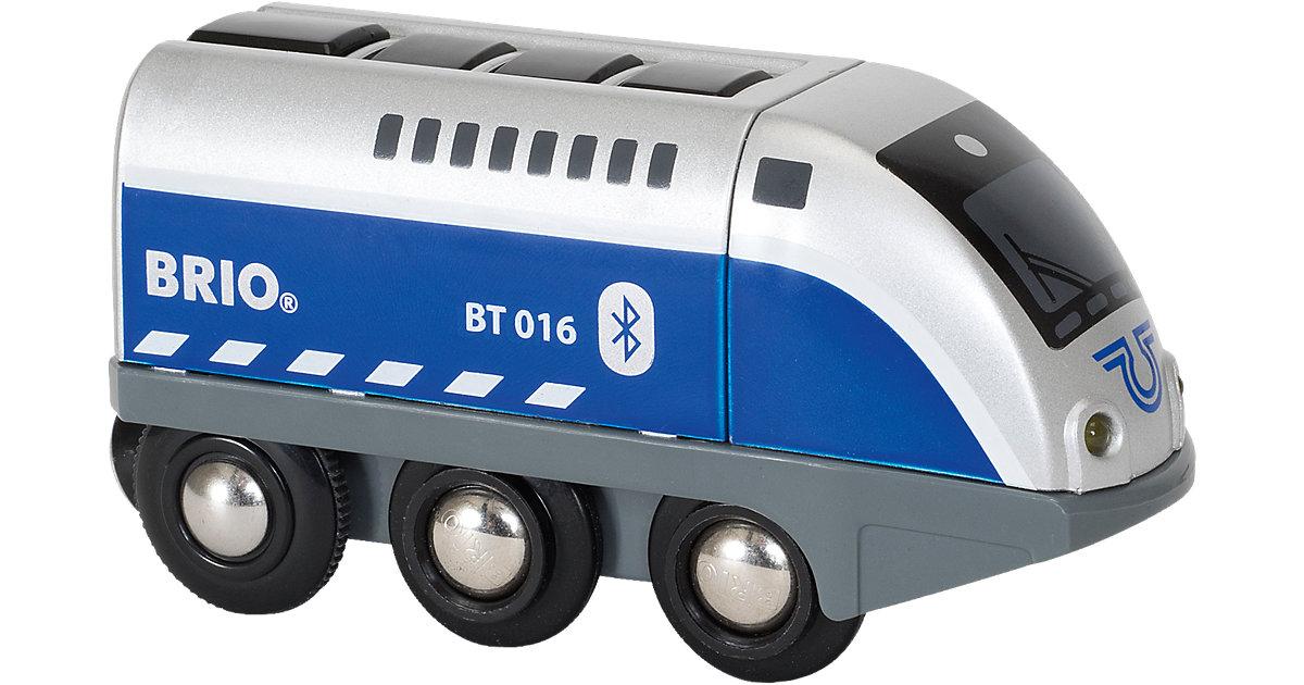 Brio · BRIO® Batterielok Blauer Oskar mit APP Steuerung 33863