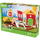 """Игровой набор Brio """"Дополнительные детали для построения дома"""""""