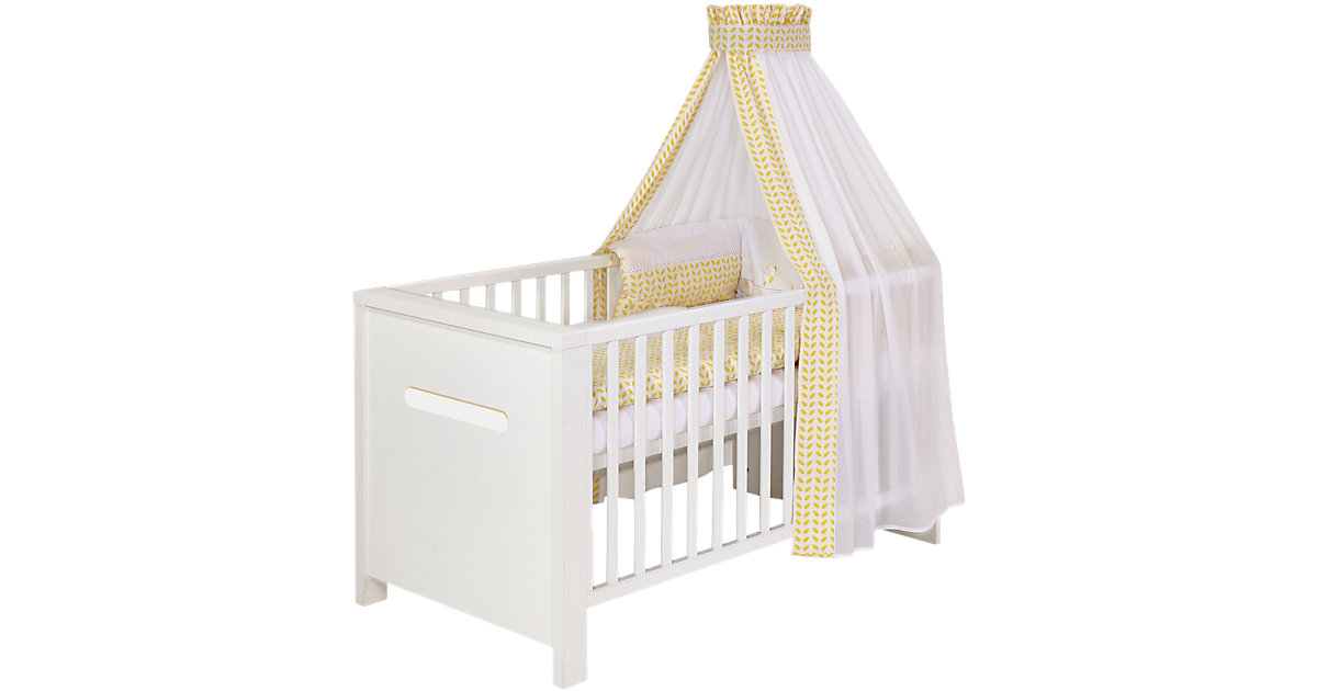 Schardt · Schardt Kinderbett Poppy White
