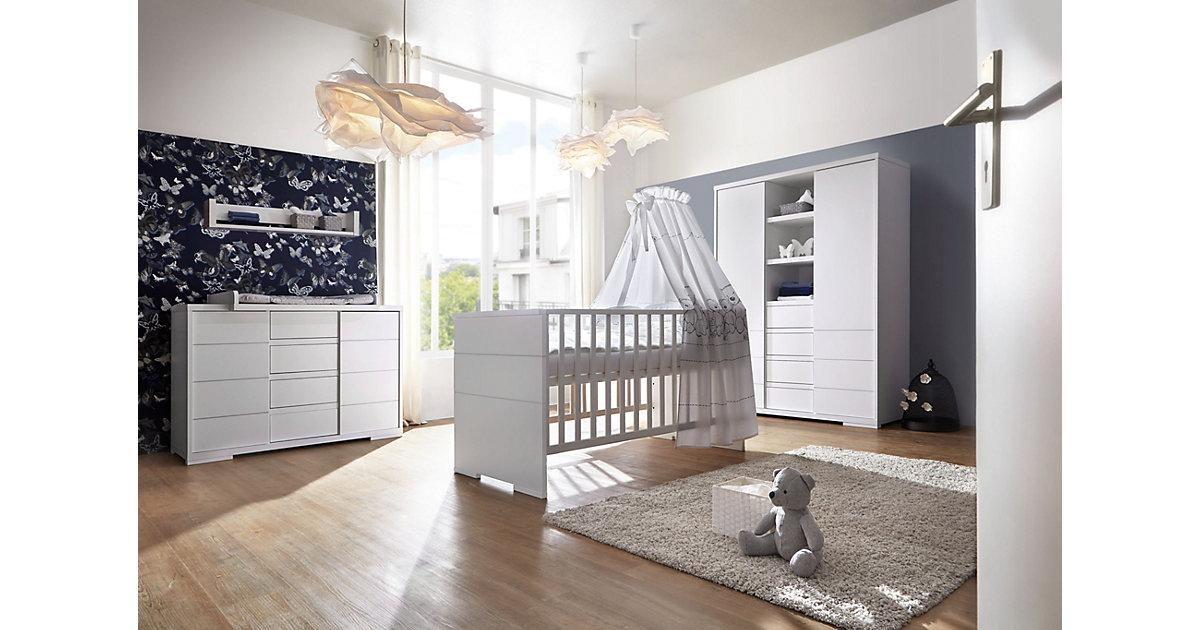 Schardt · Schardt Kinderzimmer Maxx White 2-türig