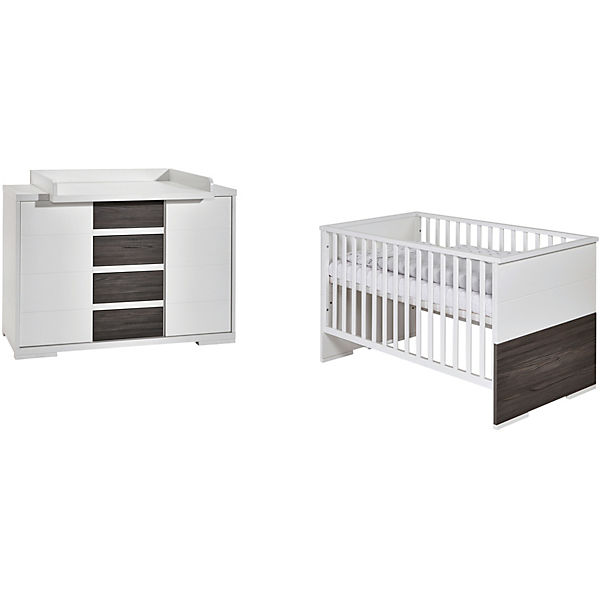 sparset maxx fleetwood kombi kinderbett 70 x 140 cm. Black Bedroom Furniture Sets. Home Design Ideas