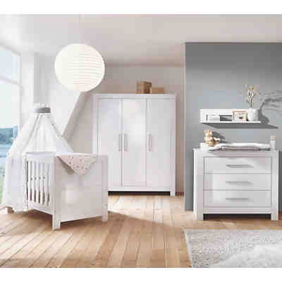 komplett kinderzimmer maxx white kombi kinderbett 70 x 140 cm umbauseiten breite. Black Bedroom Furniture Sets. Home Design Ideas