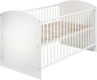 Kinderbett weiß 70x140  Babybett - Babybettchen und Gitterbetten günstig kaufen | myToys