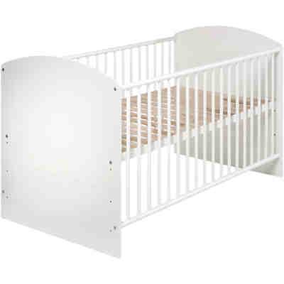 Babybett 70×140 Weiss