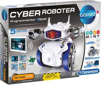 Galileo 59054 Clementoni Mein Roboter MC 4.0