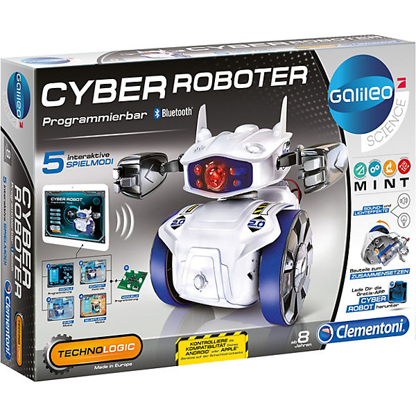 Galileo Cyber Roboter