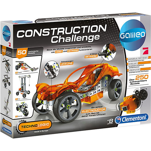 Galileo - Construction Challenge