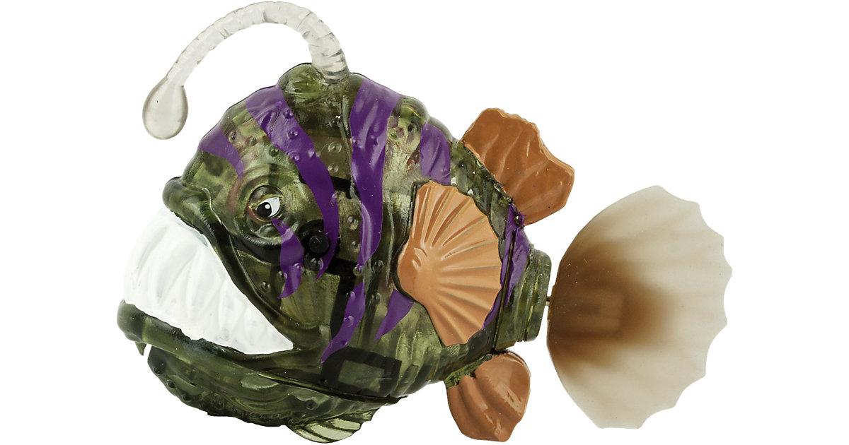 Robo Fish Tiefsee Anglerfish Grün