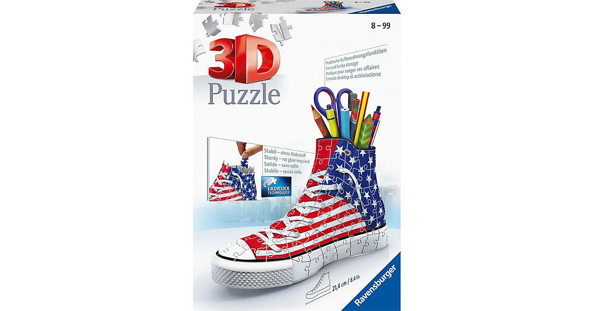 3D Puzzle 108 Teile Sneaker