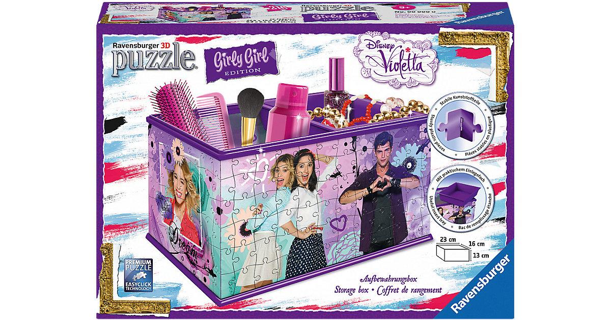 Girly Girl Edition - Aufbewahrungsbox Violetta