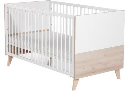 Kinderbett mette buche weiß 70 x 140 cm geuther mytoys